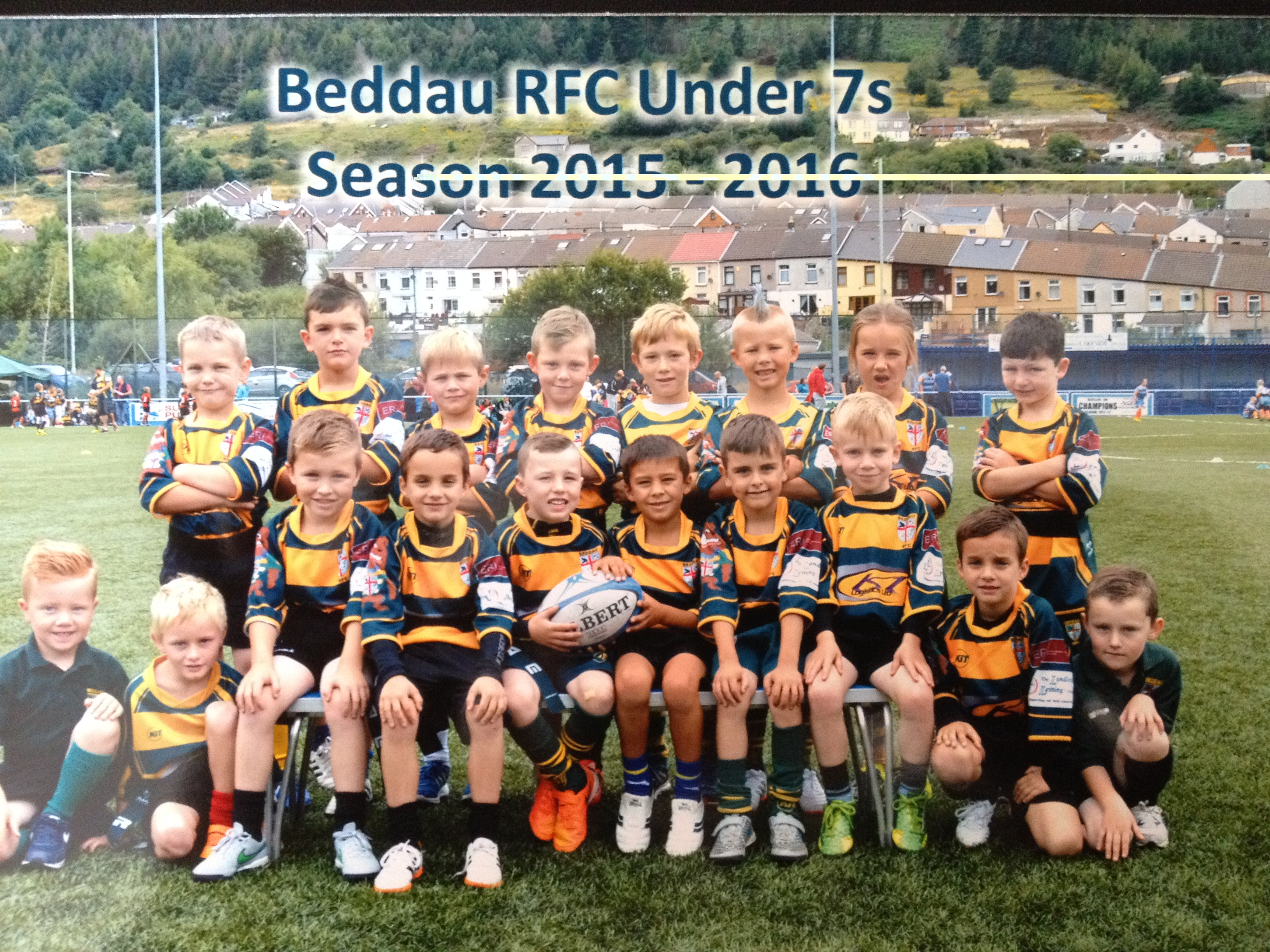 Beddau RFC under 7's